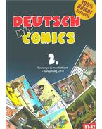 Deutsch mit Comics 2. - Szalay Kristóf