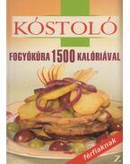 Fogyókúra 1500 kalóriával - Férfiaknak - Szalayné Kónya Zsuzsa