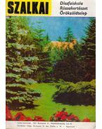 Szalkai - Díszfaiskola, rózsakertészet, örökzöldtelep