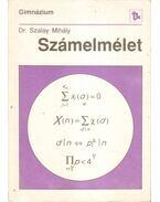 Számelmélet - Szalay Mihály