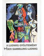 Válogatás a Ludwig Gyűjtemény modern művészeti anyagából - Szántó Tibor, Bereczky Lóránd