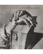 Könyvtervezés - Szántó Tibor