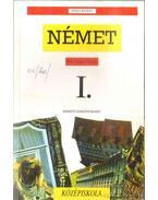 Német nyelvkönyv a gimnázium I. osztálya számára - Szanyi Gyula