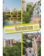 Kőbányai Kalendárium 2015 - Szász Ilona