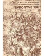 A KPVDSZ Vörös Meteor Természetbarát Egyesület Évkönyve 1987 - Szász Károly