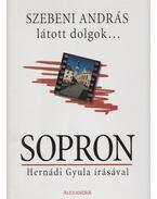 Sopron - Szebeni András