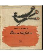 Páva a tűzfalon - Szécsi Margit