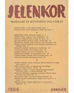 Jelenkor 1986. január - Szederkényi Ervin