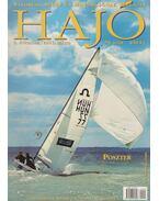 Hajó - Vitorlás, Szörf és Motorcsónak Magazin 2001. május - Szekeres László