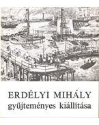 Erdélyi Mihály gyűjteményes kiállítása - Szelesi Zoltán