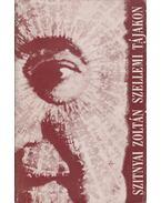 Szellemi tájakon - Szitnyai Zoltán