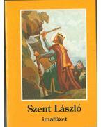 Szent László imafüzet