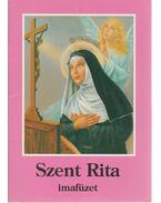 Szent Rita imafüzet - Tűzkő Lajos (szerk.)