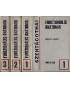 Functionalis anatomia I-III. - Szentágothai János