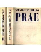 Prae I-II. - Szentkuthy Miklós
