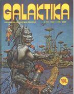 Galaktika 100. V. évf. 1989/1. - Szentmihályi Szabó Péter, Sziládi János