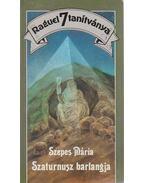 Szaturnusz barlangja - Szepes Mária