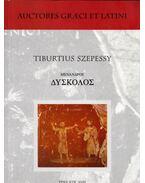 Menandros Dyskulusa - Szepessy Tibor