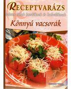 Könnyű vacsorák - Szepessy Vilma
