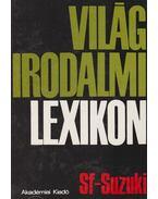 Világirodalmi lexikon 13. kötet ( Sf-Suzuki) - Szerdahelyi István