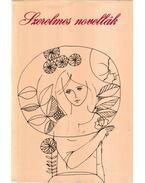 Szerelmes novellák - Ratzky Rita