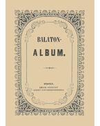 Balaton albuma - Szerelmey Miklós