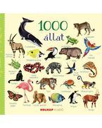 1000 állat - szerk. Jessica Greenwell