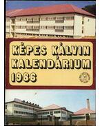 Képes Kálvin Kalendárium 1986 - Szerkesztőbizottság