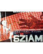 Sziámi plakát - Petőfi csarnok