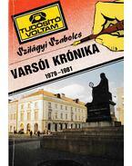 Varsói krónika 1979-1981 - Szilágyi Szabolcs