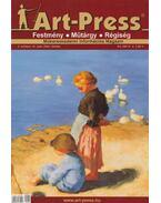 Art-Press II. évf. 10. szám - Szilágyi Zoltán