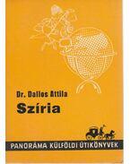 Szíria - Dallos Attila
