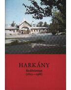 Harkány fürdőtörténet - Szita László