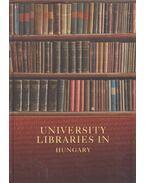 University libraries in Hungary - Szögi László