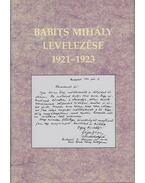 Babits Mihály levelezése 1921-1923 - Szőke Mária, Sipos Lajos, Finta Gábor
