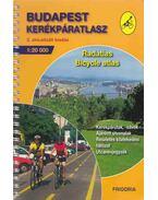 Budapest kerékpáratlasz - Szokoly Miklósné (szerk.)