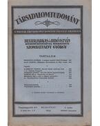 Társadalomtudomány 14. évf. 4. szám - Szombatfalvy György (szerk.)