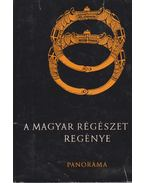 A magyar régészet regénye (dedikált) - Szombathy Viktor