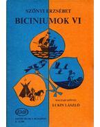 Biciniumok IV. - Szőnyi Erzsébet