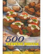 500 kedvenc muffin - Szovátai Vass