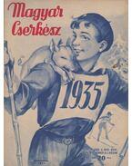 Magyar Cserkész 1935. XVI. évf. 1. szám - Sztrilich Pál
