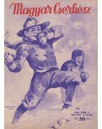 Magyar Cserkész 1935. XVI. évf. 11. szám - Sztrilich Pál