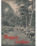 Magyar Cserkész 1935. XVI. évf. 18. szám - Sztrilich Pál