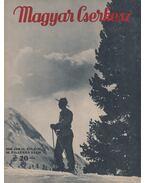 Magyar Cserkész 1935. XVI. évf. 2. szám - Sztrilich Pál