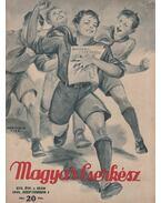 Magyar Cserkész 1935. XVII. évf. 1. szám - Sztrilich Pál