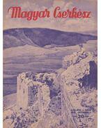Magyar Cserkész 1935. XVII. évf. 3. szám - Sztrilich Pál