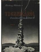 Technikáról mindenkinek 1957 - Sztrókay Kálmán