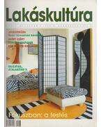 Lakáskultúra 1999/8. augusztus - Szűcs Eszter