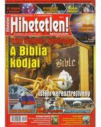 Hihetetlen! magazin 2015. XV. évfolyam 5. szám - Szűcs Róbert (főszerk.)