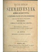 Magyar irodalmi szemelvények II. rész - Szvorényi József